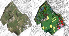 Aerial Kartering Vliegveld Valkenburg